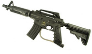 US Army Alpha Black Tactical Elite Paintball Gun