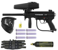 Tippmann A-5 Paintball Marker Gun Mega Set