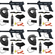 4 Pack -Tippmann 98 Custom 12oz Xray Package,Barrel Cover, Neck Guard