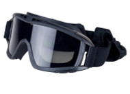 Valken Airsoft Goggles Tango Black
