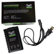 Valken Energy Compact Balancing 2-3 Cell LiPo Charger
