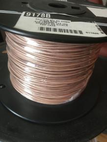Alpha Wire 9178B RG-178 B/U Coax Wire 50 Ohm 1000 FT
