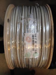 Belden 7916AP 8771000 RG6 Plenum Quad Shield Wire DBS Cable 1000FT