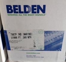 Belden 7987P NanoSkew™ 4-Pair UTP Cable for RGB Video 1000FEET