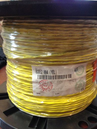 Belden 83952 Thermocouple Wire Type KX FEP Shielded Cable 20/2, 50 ...