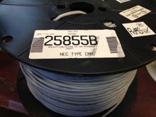 West Penn 25855B Cable, 22/5 Speaker Security Wire Plenum CMP, 250 FT