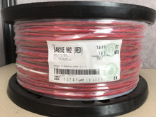 BELDEN 5402UE 002 RED 20 AWG 4 CONDUCTOR CMR SECURITY ALARM CABLE - 1000FT