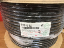 Belden 37103 Hook Up Wire # 3 Gauge EPDM 600V 150C 100 Feet