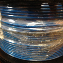 Belden 9463 J2250 Twinax Blue Hose ® Cable, 50 Feet