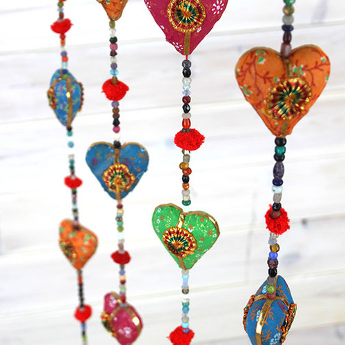 Heart String with Bell