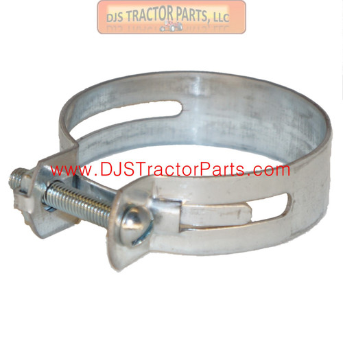"HOSE CLAMP - 1-3/4"" to 2"" OD  FD-258D"