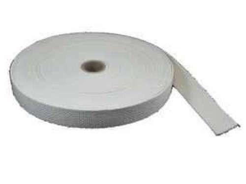 "Fuel Tank Webbing - White 1"" - PRICE PER FOOT - 88445K45"