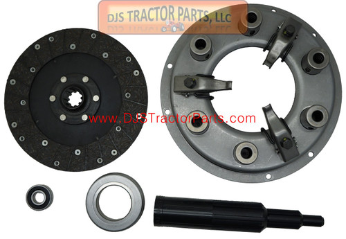 New Clutch Kit - Allis Chalmers B, C, CA, IB, D10, D12, D14, D15 - AC-2470D