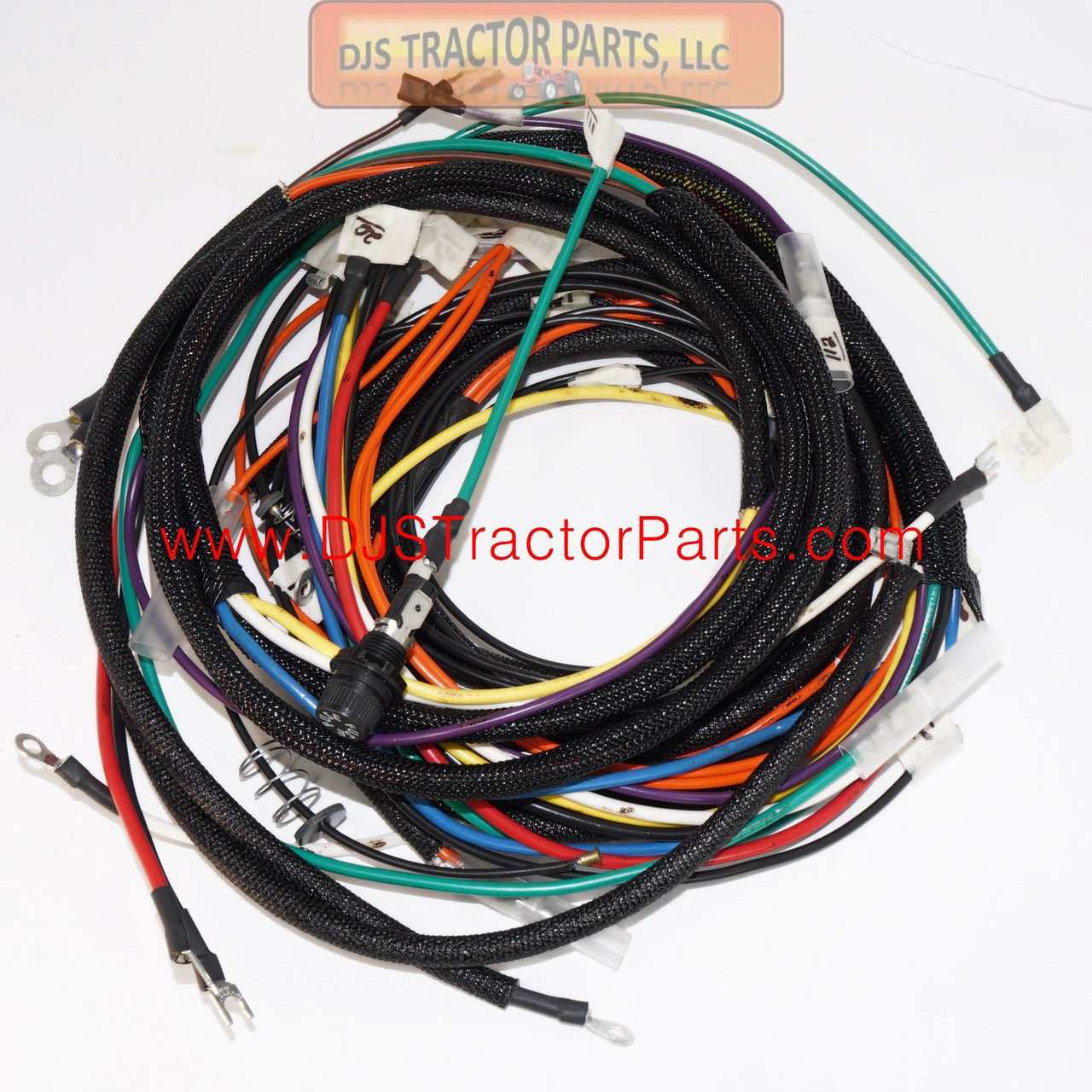 AC_2260D__90109.1429723210?c=2 wiring harness kit allis chalmers d14, d15 series i ac 2260d Automotive Wiring Harness Covering at edmiracle.co