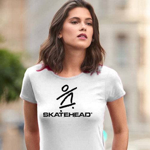 Ladies' T-Shirt – White