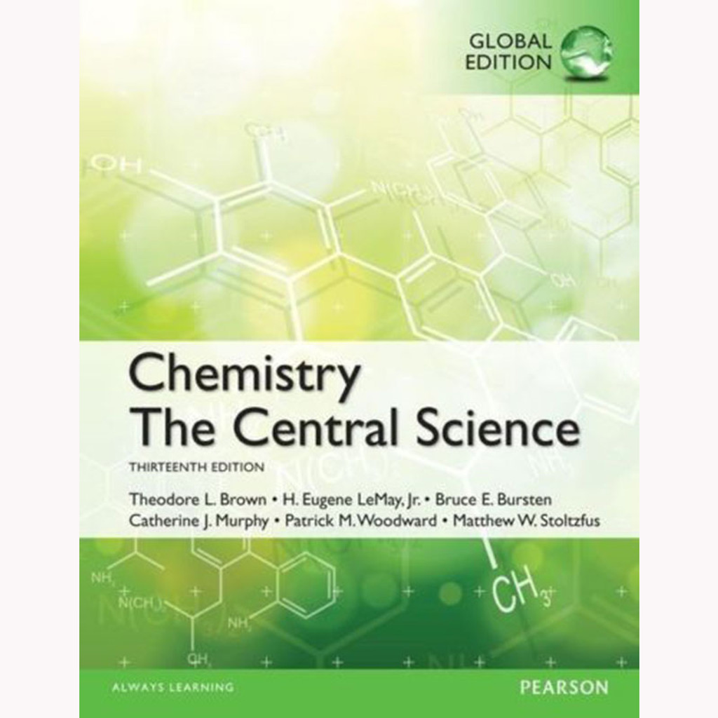 Chemistry: The Central Science (13th Edition) Brown