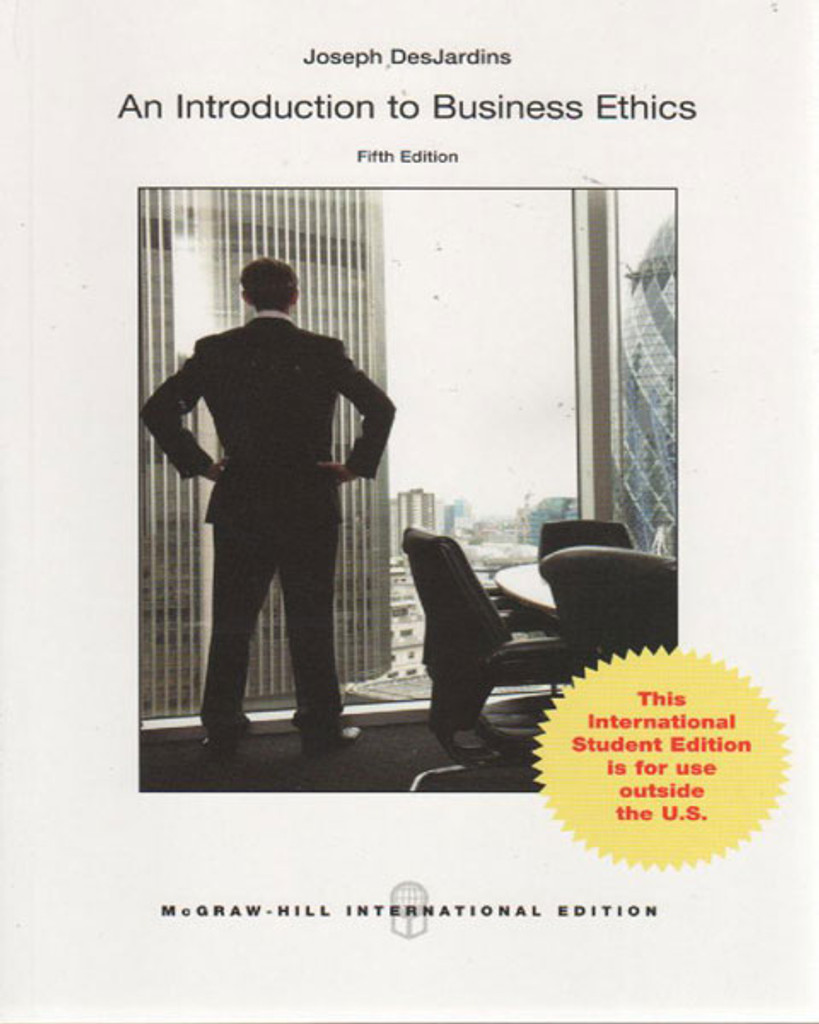 An Introduction to Business Ethics (5th Edition) DesJardins IE