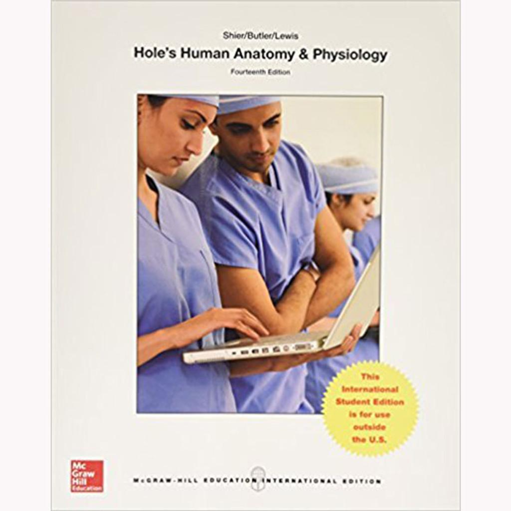Hole's Human Anatomy & Physiology (14th Edition) David Shier IE