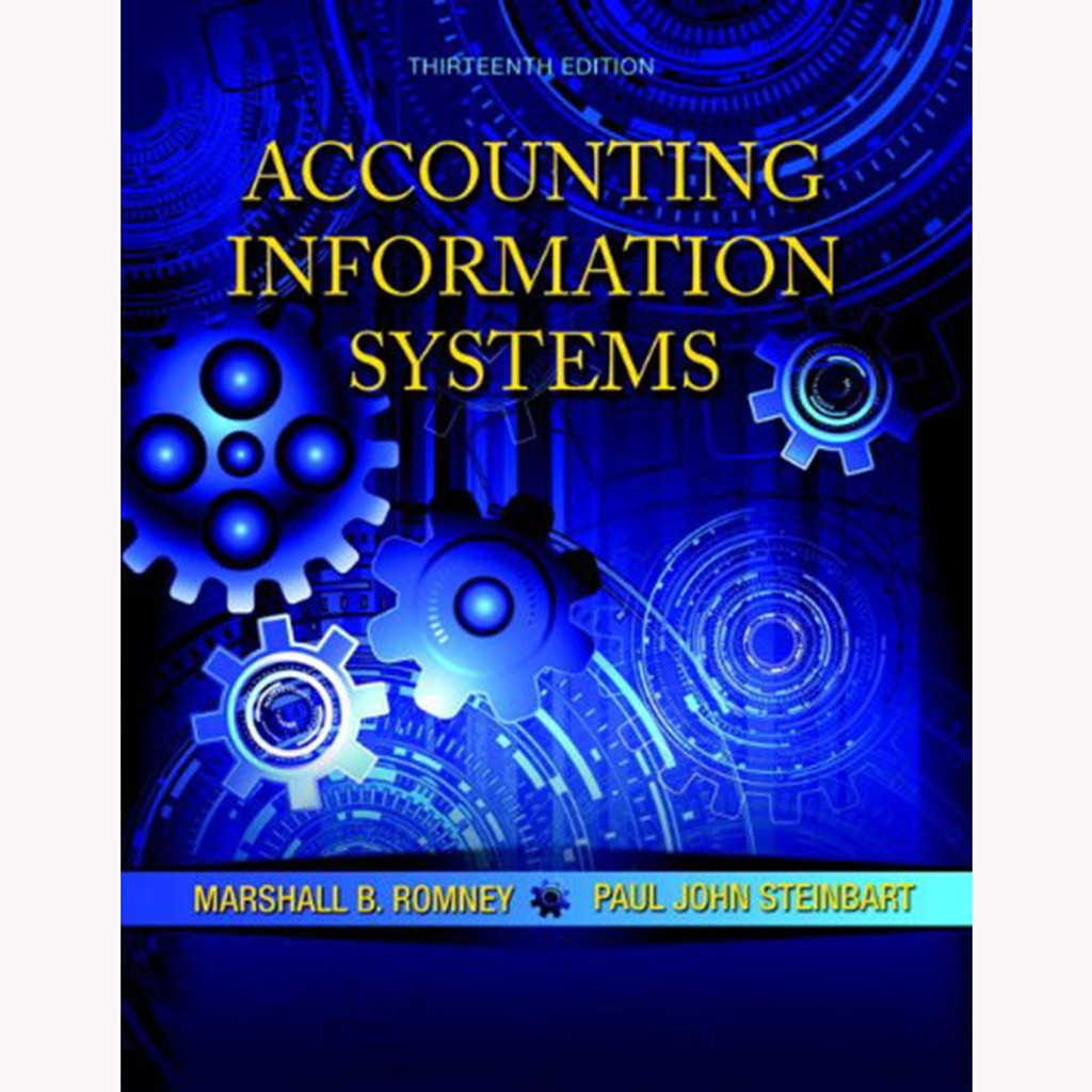 Accounting Information Systems (13th Edition) Romney