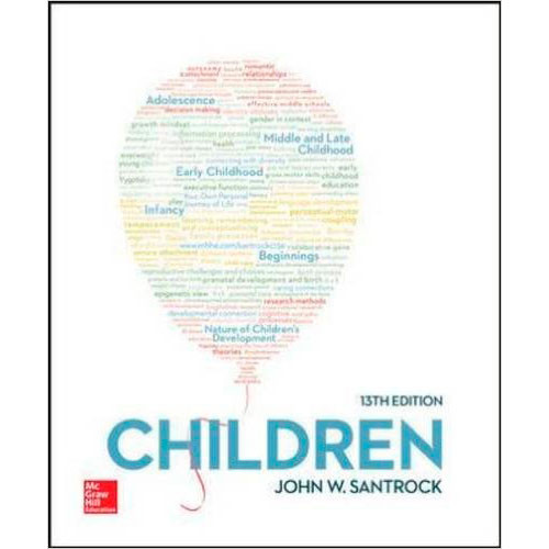 Children (13th Edition) Santrock