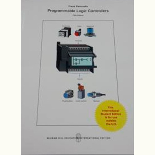 Programmable Logic Controllers (5th Edition) Frank Petruzella IE