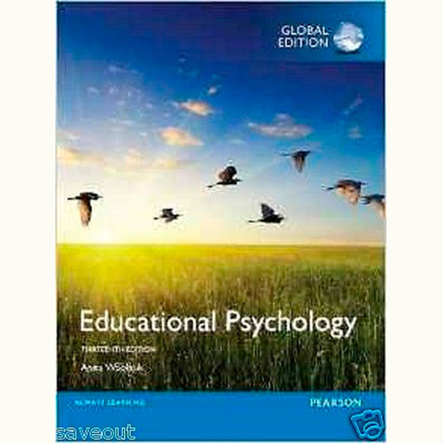 Educational Psychology (13th Edition) Anita Woolfolk IE