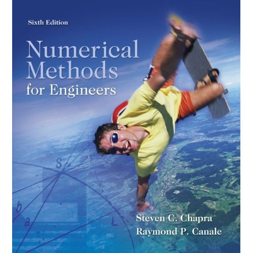 Numerical Methods for Engineers (6th Edition) Chapra
