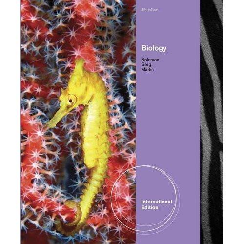 Biology (9th Edition) Solomon IE