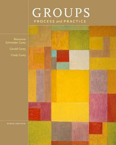 Groups: Process and Practice (9th Edition) Corey