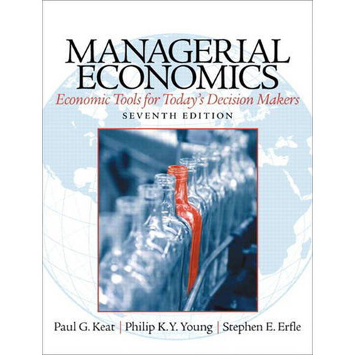 Managerial Economics (7th Edition) Young