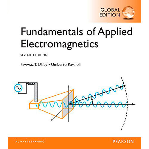 Fundamentals of Applied Electromagnetics (7th Edition) Ulaby IE