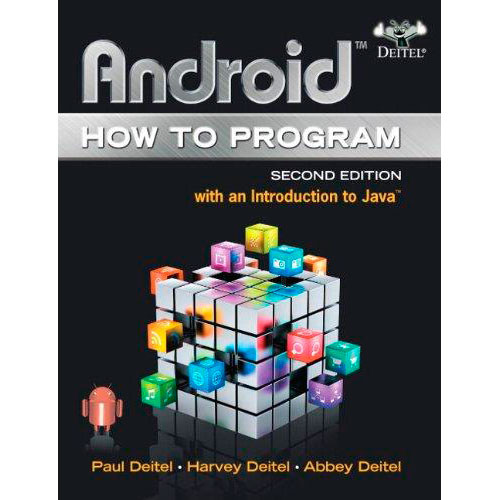 Android How to Program (2nd Edition) Deitel