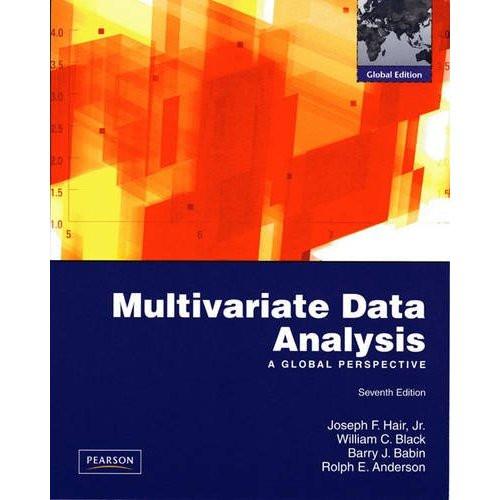 Multivariate Data Analysis (7th Edition) Hair IE