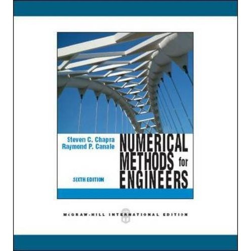 Numerical Methods for Engineers (6th Edition) Chapra IE