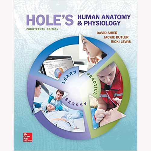Hole's Human Anatomy & Physiology (14th Edition) David Shier