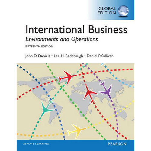 International Business (15th Edition) Sullivan IE