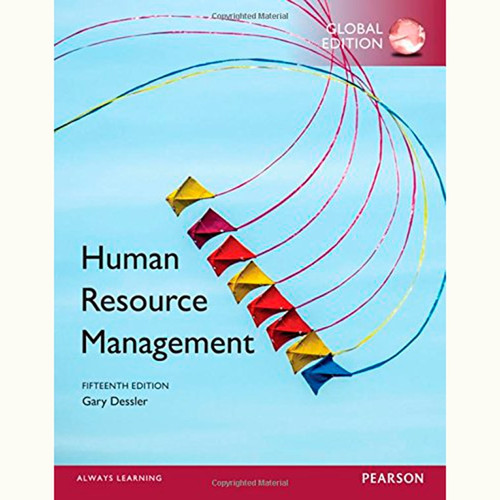 Human Resource Management (15th Edition) Gary Dessler IE