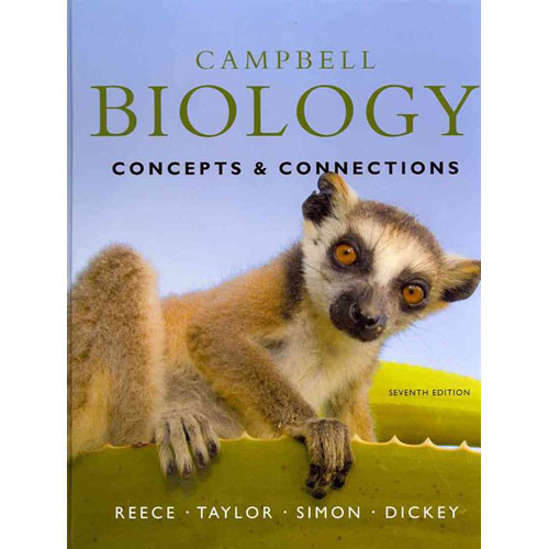 Campbell Biology: Concepts & Connections (7th Edition) Reece