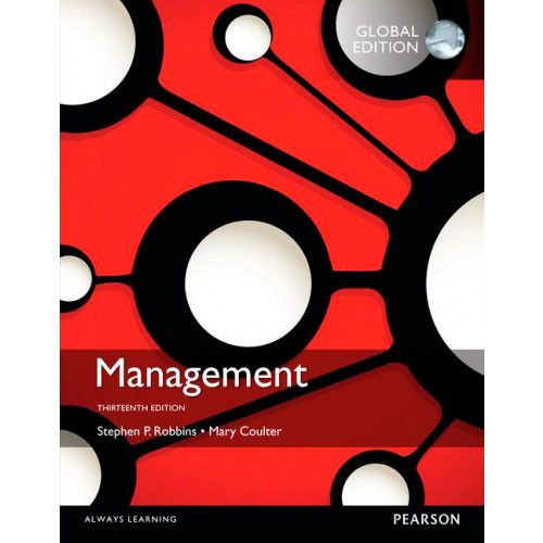 Management (13th Edition) Robbins IE