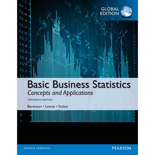 Basic Business Statistics (13th Edition) Berenson IE