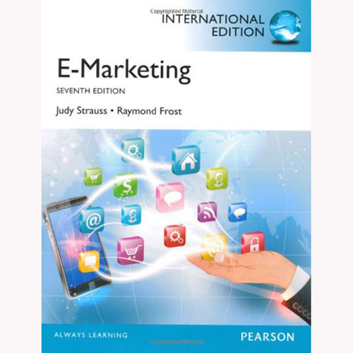 E-marketing (7th Edition) Strauss IE