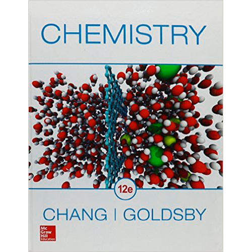 Chemistry (12th Edition) Chang