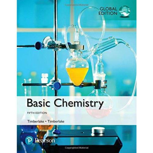 Basic Chemistry (5th Edition) Karen C. Timberlake | 9781292170244