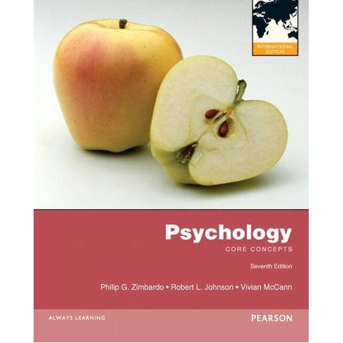 Psychology: Core Concepts (7th Edition) Zimbardo IE