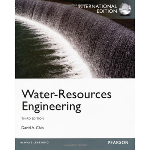Water-Resources Engineering (3rd Edition) Chin IE