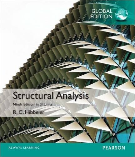 Structural Analysis (9th Edition) Russell C. Hibbeler IE