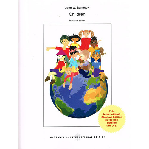 Children (13th Edition) Santrock IE