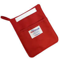 BurnGuard Poly Cotton Bakers Hot Pad w/Pocket