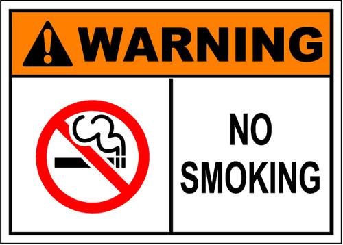 somking sign