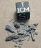 Bensour, LL6 Morocco Meteorite Fall, Micromount